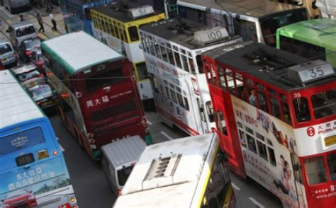 exposure to hong kong's traffic noise declines over 15