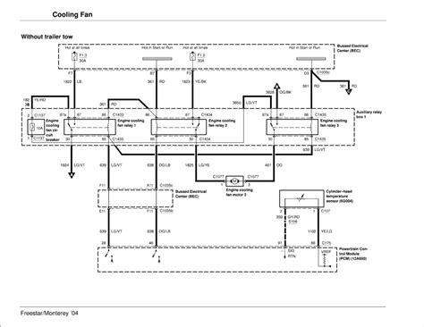 2004 ford freestar wiring diagram ford freestar 2004 alternator wiring diagram 44 wiring diagram images wiring diagrams