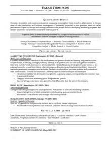 Research Associate Resume Sle by Business Research Assistant Resume