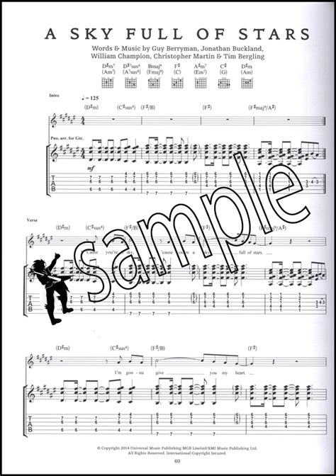 coldplay oceans chords coldplay ghost stories guitar tab edtion hamcor