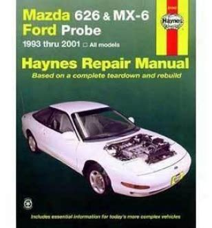 best auto repair manual 1997 ford probe electronic toll collection service manual ford probe haynes repair manual isbn 13 978 1563929809 compare price to ford