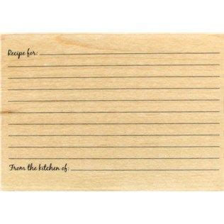 hobby lobby rubber sts stabilities recipe card rubber st shop hobby lobby