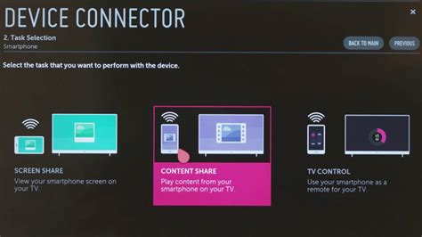 exfat format lg tv lg content share how share play your media files on