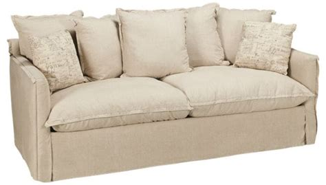 selecting the slipcovered sofa inspiration picklee
