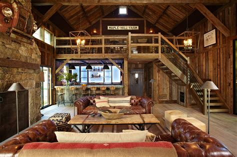 barn living photos hgtv