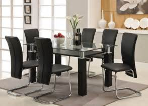 black dining room table set dining room black dining room table decor inspirations