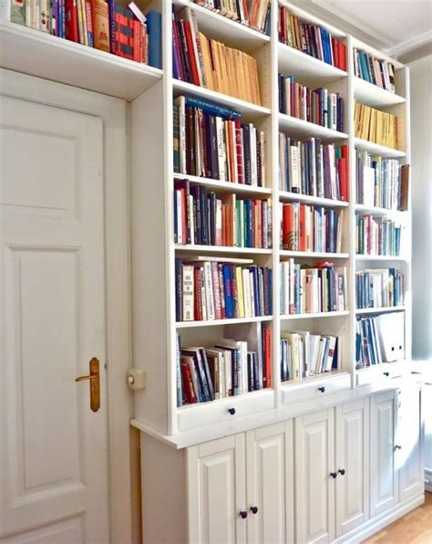 ideas for bookshelves 37 awesome ikea billy bookcases ideas for your home digsdigs