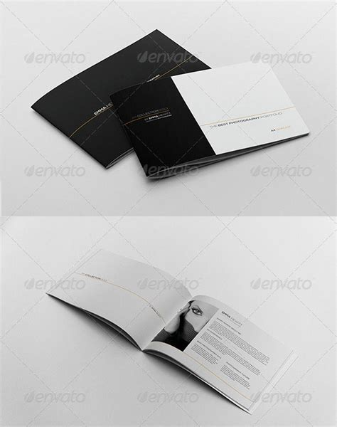 free indesign portfolio templates 37 creative portfolio brochure design templates print