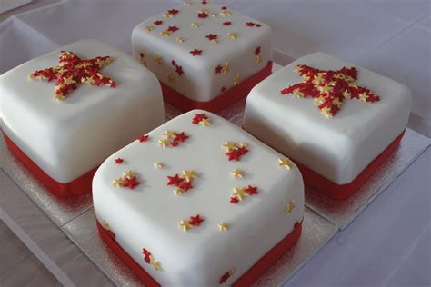 how to decorate a square xmas cake www indiepedia org
