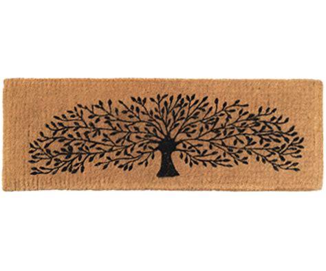 tree of 100 coir doormat