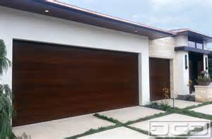 Contemporary Garage Design A Modern Garage Door Design In Irvine Terrace Custom