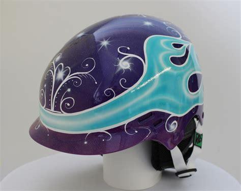skihelm design airbrush skihelm farbdesign f 252 r kinder malerei airbrush winkler