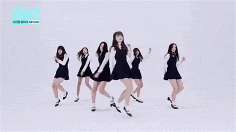 tutorial dance gfriend rough rough gif find share on giphy