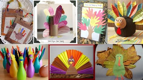 and craft 30 diy thanksgiving craft ideas for and you