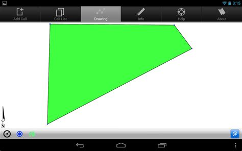 android drawing program metes and bounds gt metes and bounds software for mac and