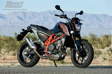 2013 Ktm Duke 690 2013 Ktm 690 Duke Shift Sport Rider