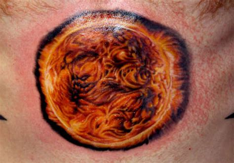 37 spiritual sun tattoos creativefan