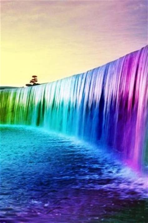 download colorful waterfall for android appszoom