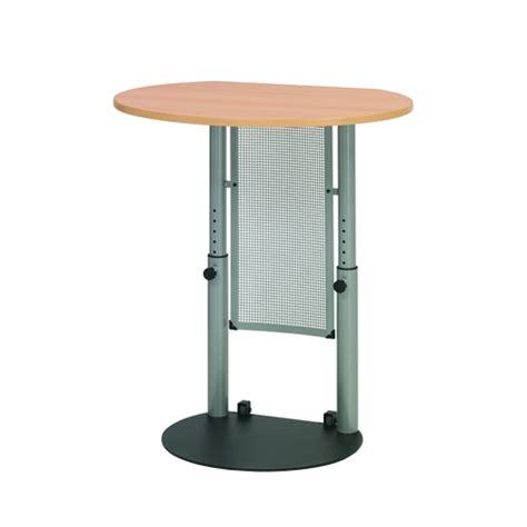 high desk for standing standing desk high point furniture praxisdienst