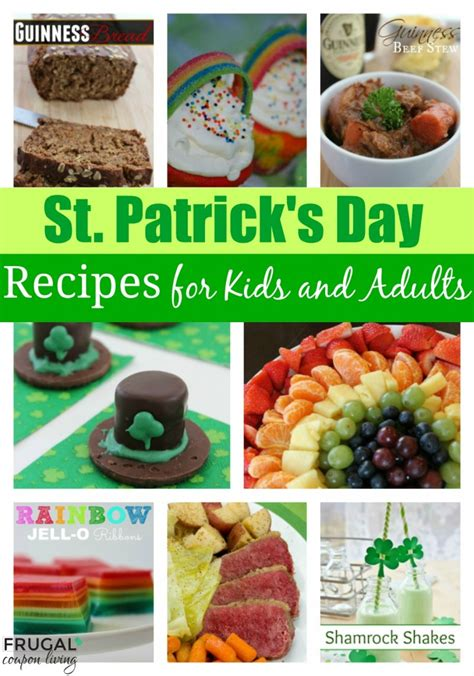 Recipes For S Day Free St S Day Bag Topper Printable