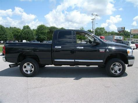 manual cars for sale 2008 dodge ram 1500 engine control sell used 2008 dodge ram 2500 slt extended manual pickup 4 door 6 7l 4x4 cummins diesel in
