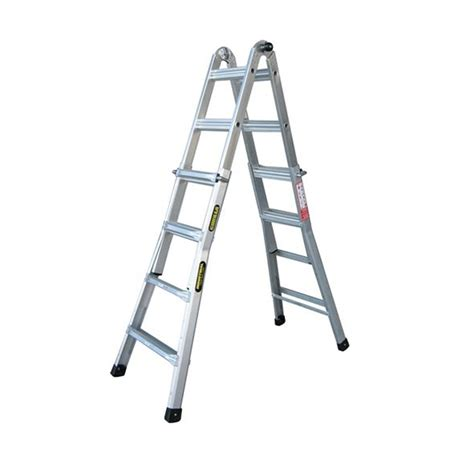 Multi Purpose Ladder gorilla 120kg mighty 15 multi purpose aluminium ladder