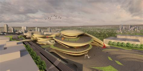 design competition in the philippines gallery of entry for the ccp architectural design