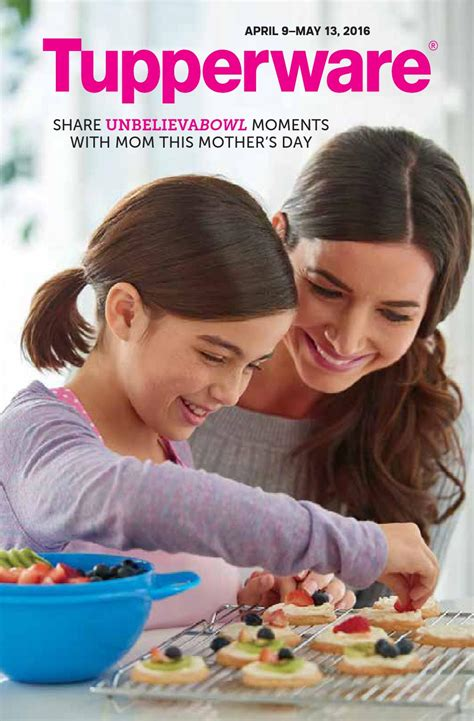 Tupperware Family Day Out usa 2016 mid apr tupperware flyer by mytwpage issuu