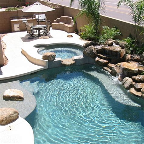 splash pool ideas this is the story of how a homeowner decided to build his