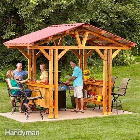 backyard gazebo plans 1000 ideas about gazebo plans on pinterest gazebo