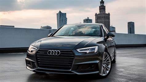 audi a4 2017 black 2017 18 audi a4 b9 sedan black optics daytona gray s