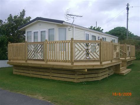 image gallery mobile home deck kits
