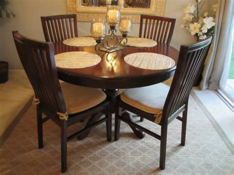 ronan extension table and chairs almost dining room set pier 1 ronan extension table