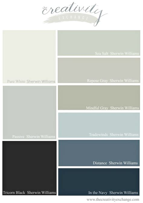 Sherwin Williams Paint Colors 2016 | 2017 paint color forecasts and trends