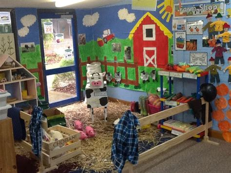 ideas for role playing in the bedroom farm role play area with farm shop kindy ideas
