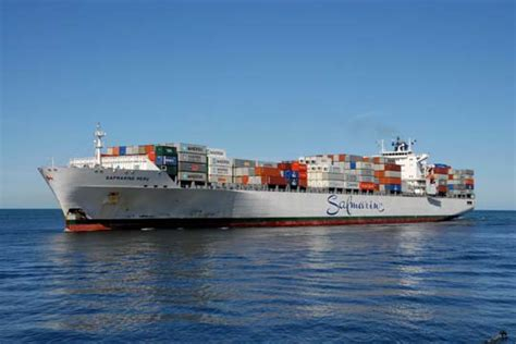 safmarine schedule to ports ships maritime news