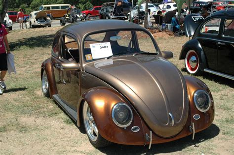 volkswagen beetle classic modified lucky penny 0403 texas vw classic