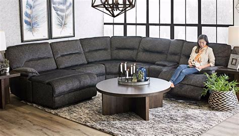 pacifica  piece sectional home zone furniture living