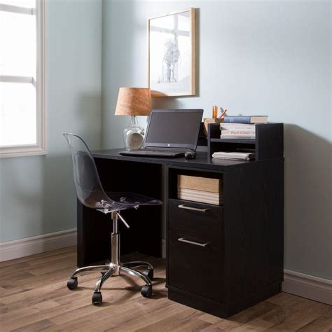 south shore academic desk south shore academic desk with drawers desk in