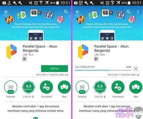 cara membuat 2 akun instagram dalam satu hp cara aman membuka dua akun whatsapp dalam satu hp android