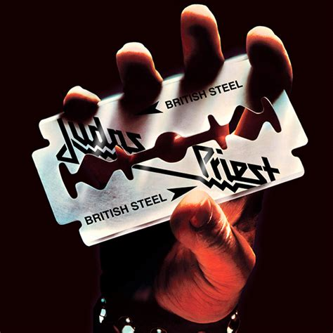 cd review british steel by judas priest 1980 the ace