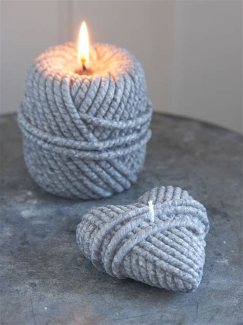 rope candles rope candle nordic house