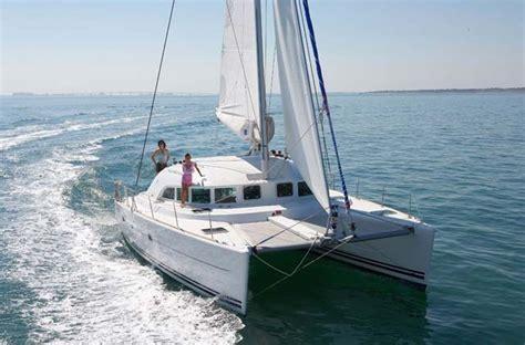 catamaran sailing malaga catamaran lagoon 380 estepona estepona