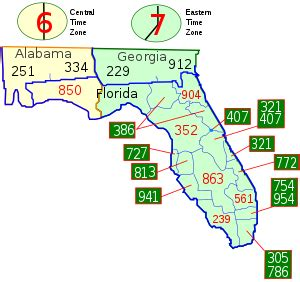 area code 239 wikipedia