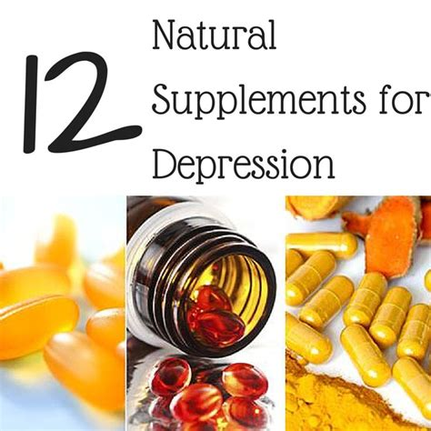 supplements for depression depression supplements diy craft s