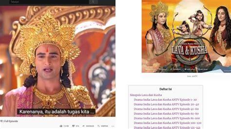 lava kusha  indonesia