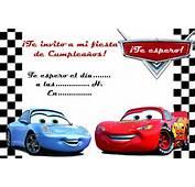 Tarjetas Gratis De Cumplea&241os Cars