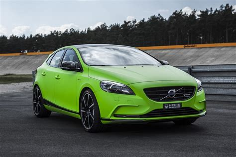 heico sportiv volvo  hpc packs awd  kw performancedrive