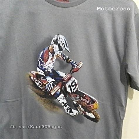 Kaos Motocross Riders kaos motocross kaos trail 3d kaos 3d gambar trail