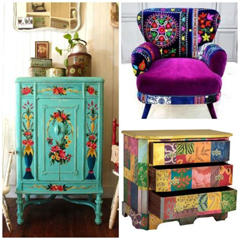 boho home decor awesome boho furniture 4 bohemian furniture and home